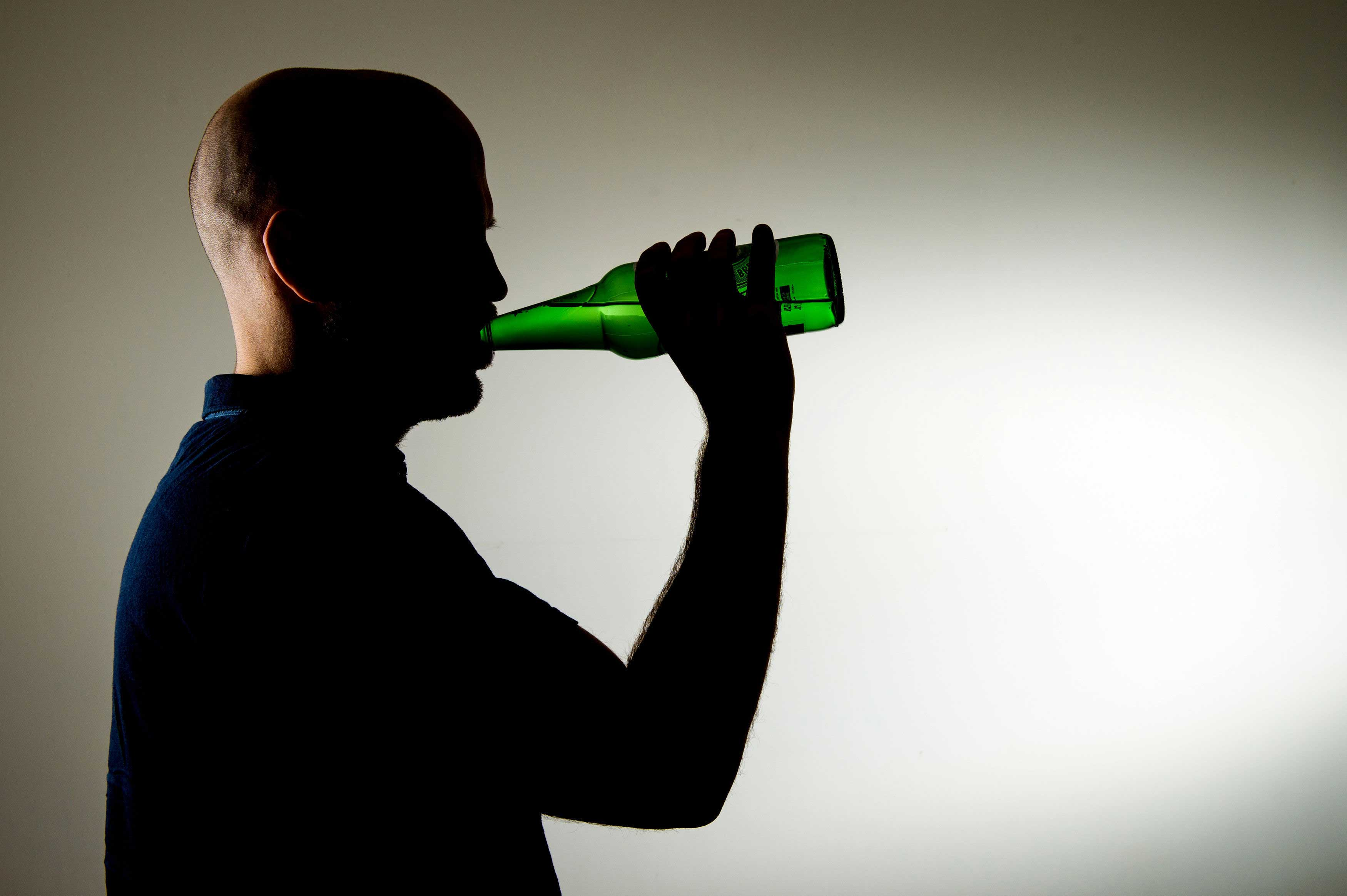 Drinking too much can take years off of your life