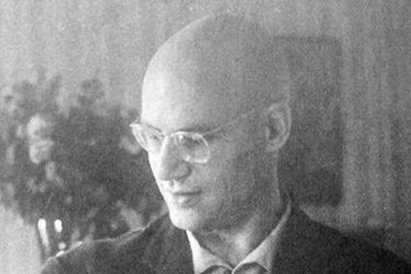 A picture of Alexander Grothendieck