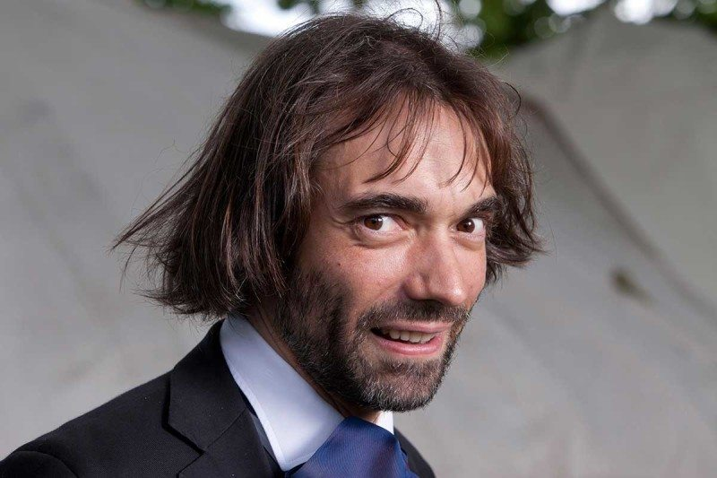 Picture of Cédric Villani