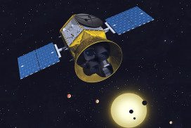 NASA's Transiting Exoplanet Survey Satellite (TESS) will hunt for exoplanets