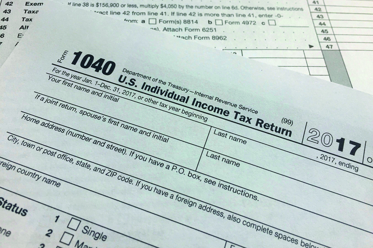 Tuesday is final day to file taxes on time