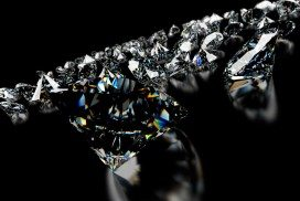 Could micro-diamonds reveal the secrets of the early solar system?