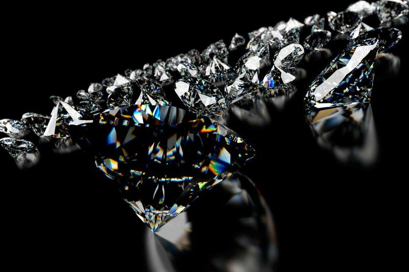 Diamonds in desert asteroid point to long-lost planet