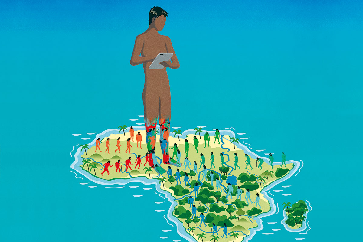 Origin of our species: Why humans were once so much more diverse