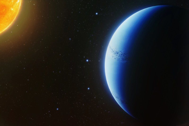 The clearest skies we've seen on an exoplanet