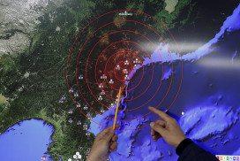 North Korea's last nuclear test triggered an earthquake