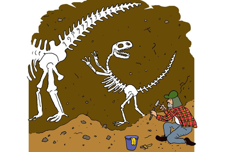 dinosaur cartoon