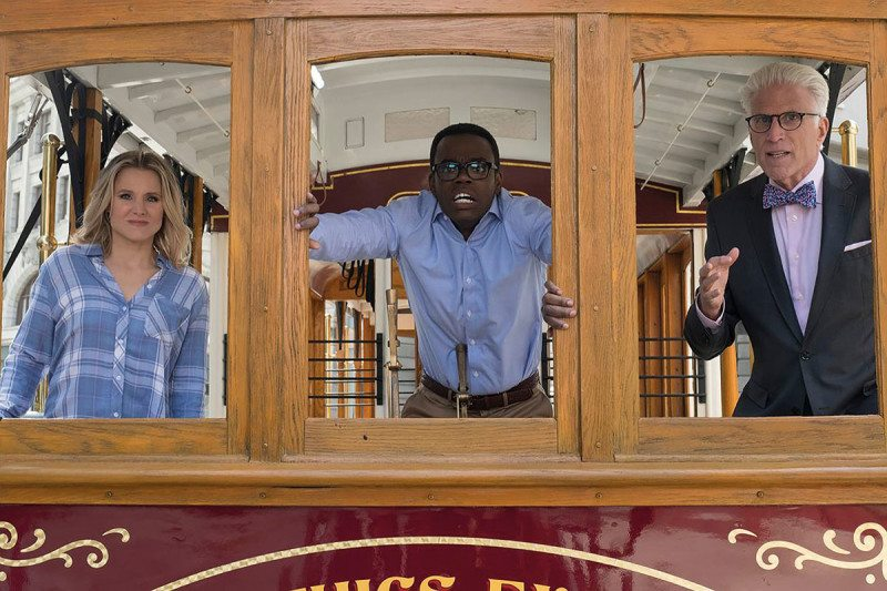 """TV show """"The Good Place"""""""