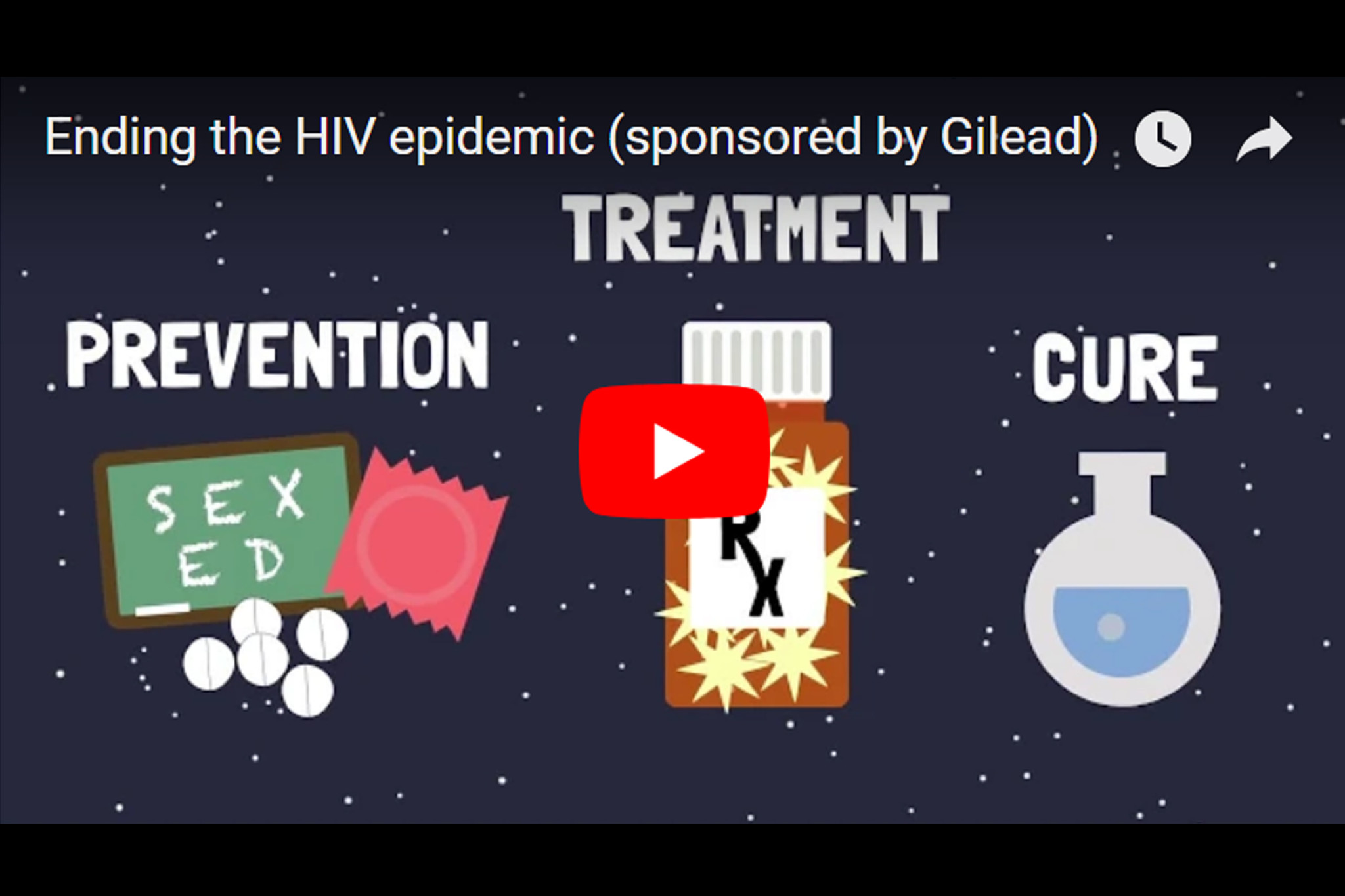 Video: Ending the HIV epidemic