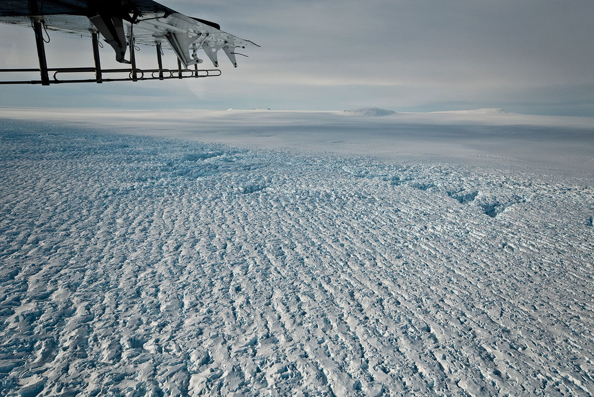 Alarm as ice loss from Antarctica triples in the past five years