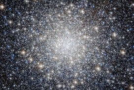 The Messier 92 globular cluster