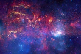 Our galaxy is very hungry
