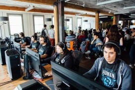 Human gamers are now coming off second-best against AI that plays DOTA