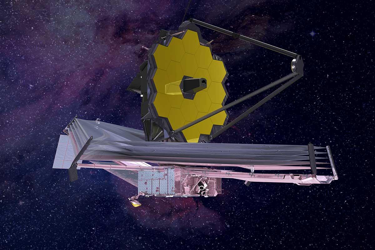James webb space telescope launch date in Sydney