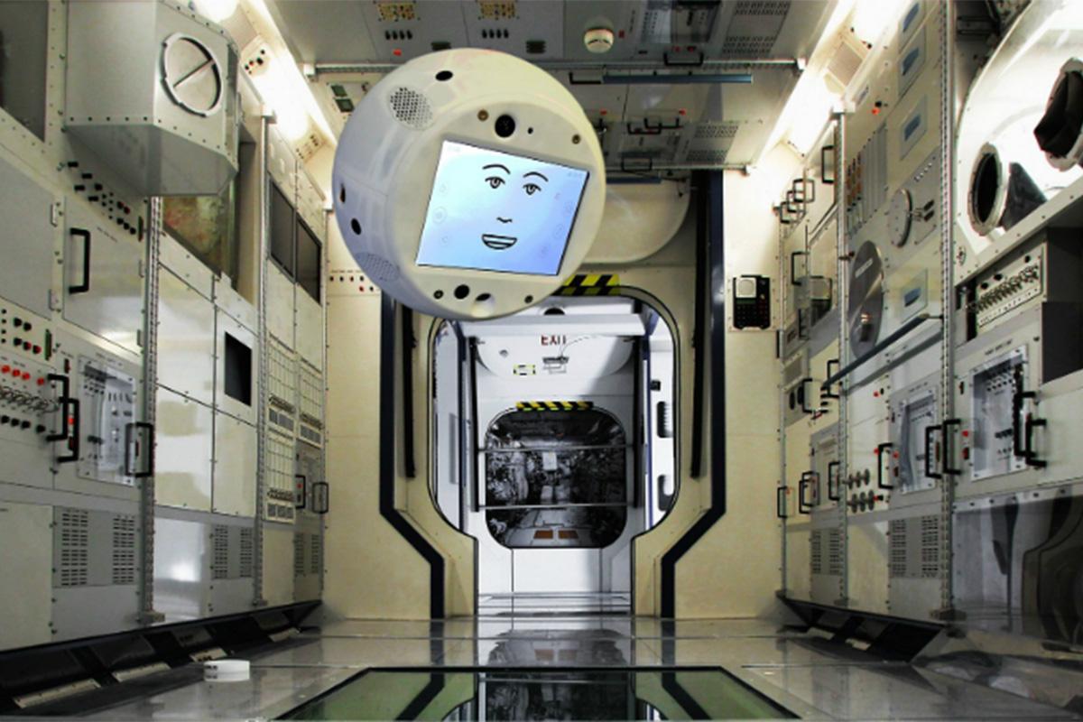 Cimon the robot