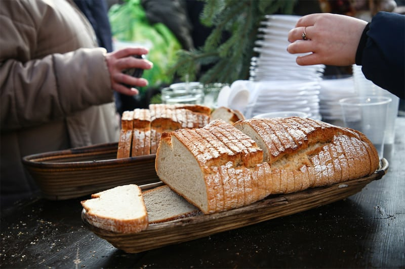 The nutrient content of staple foods like bread will be lower in a high CO2 world