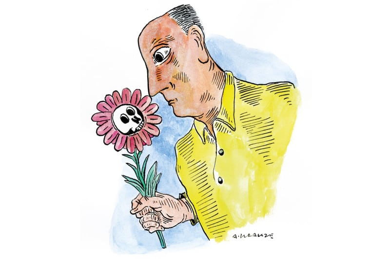 flower cartoon