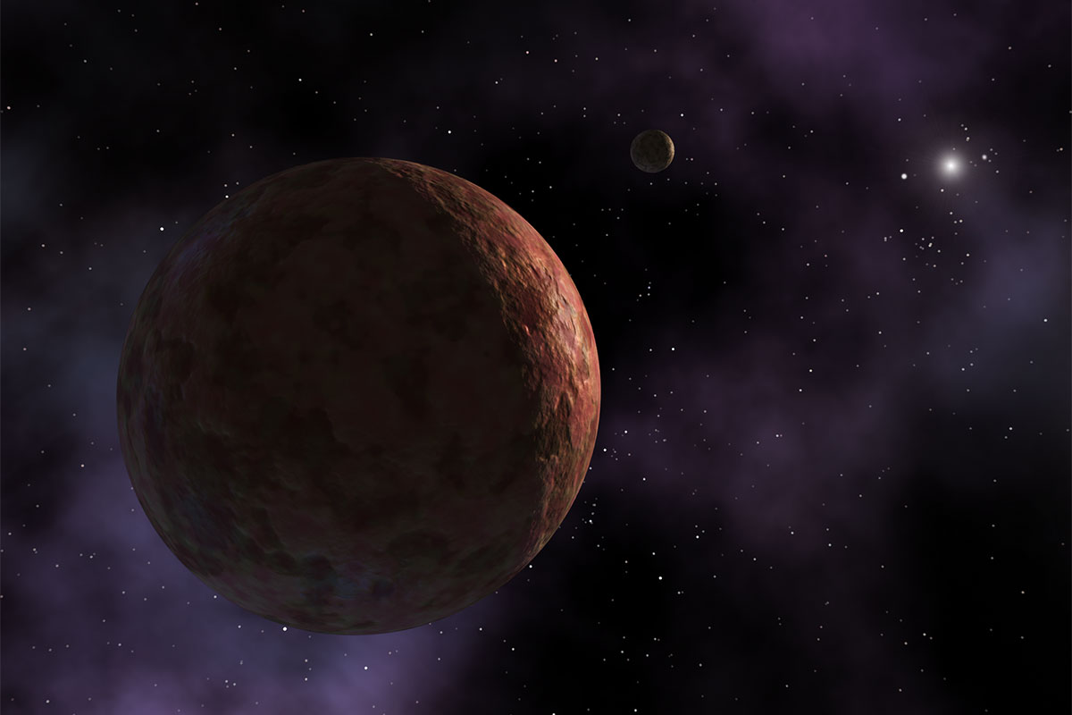 Sedna may have been disrupted by an alien star