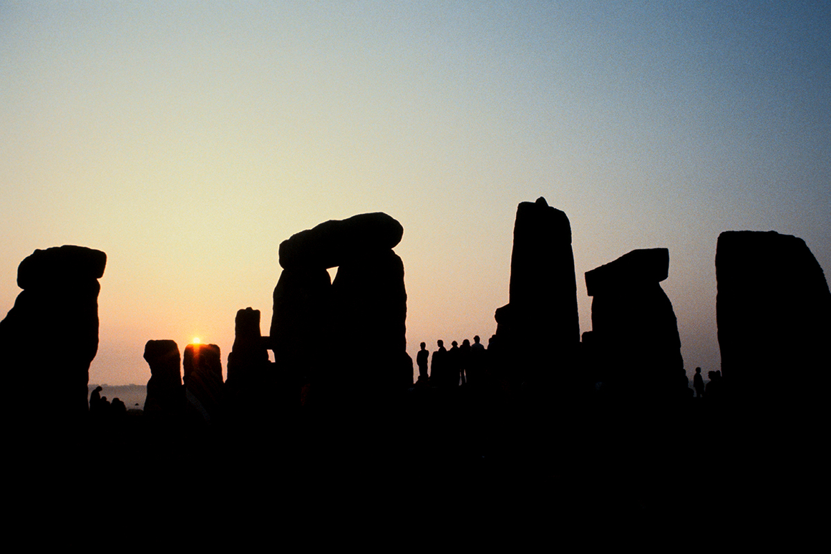 Mystery of Welsh bodies buried at Stonehenge as first stones arrived