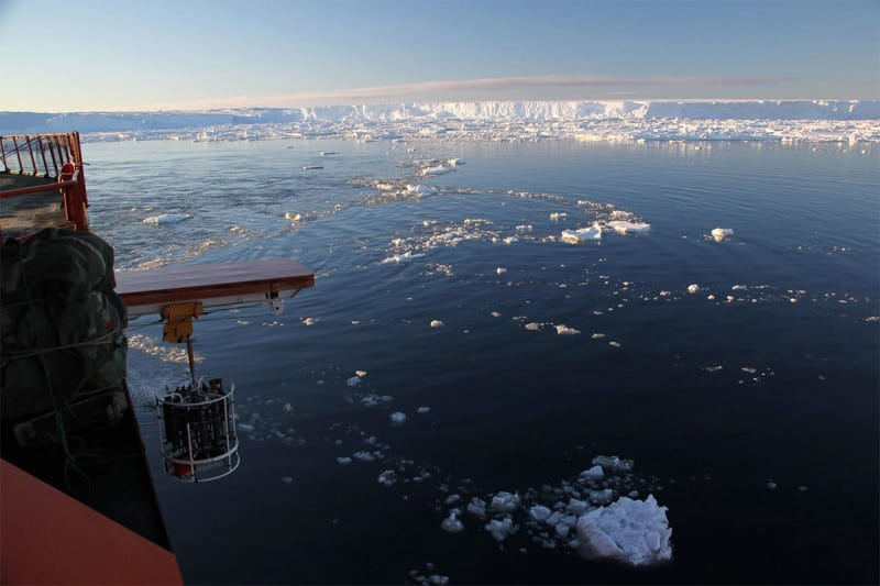 East Antarctica's ice is melting much faster than we thought