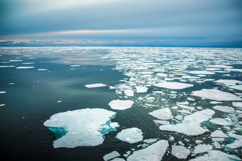 A weird Pacific cycle could make the Arctic warm up even faster