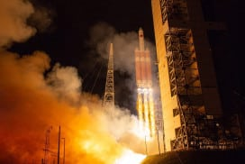 The launch of the Parker Solar Probe