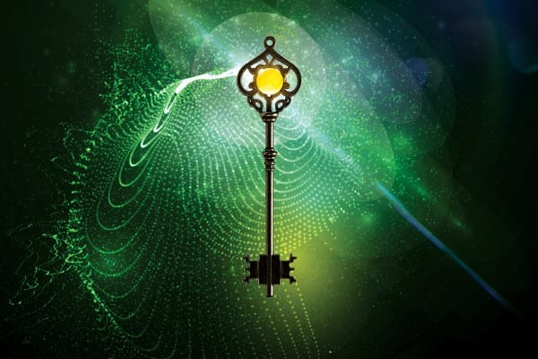 key artwork