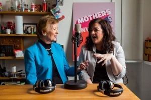 Mary Robinson and Maeve Higgins