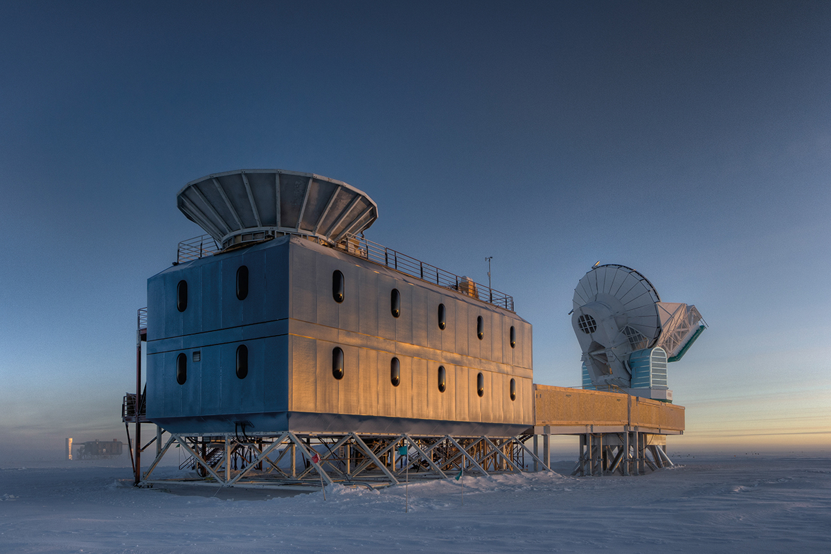 The BICEP2 telescope