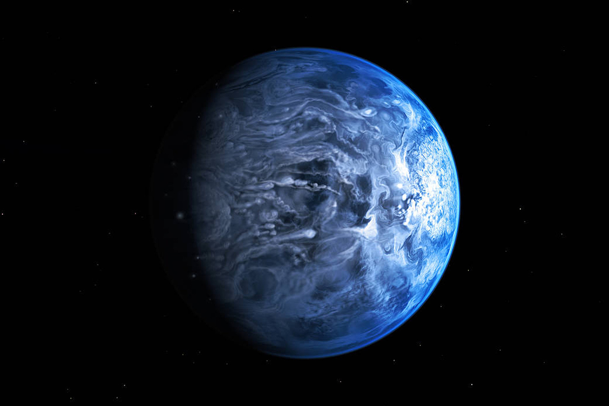 The galaxy is full of 'water world' exoplanets where life could evolve