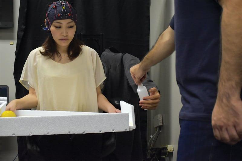 robotic third arm