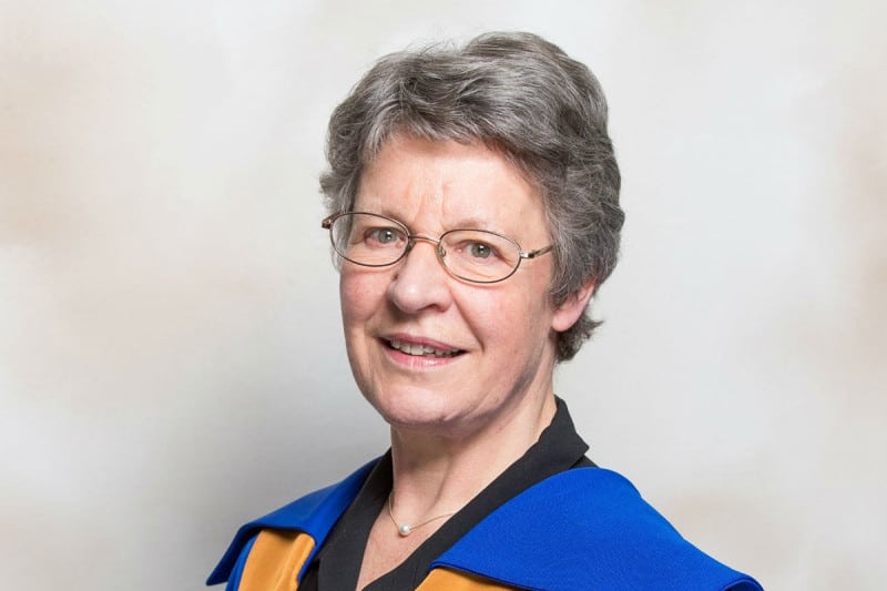 Jocelyn Bell Burnell, discoverer of pulsars and champion of women in science