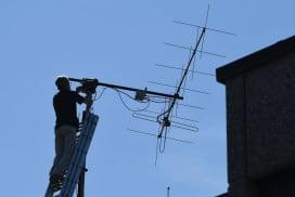 Radio antenna