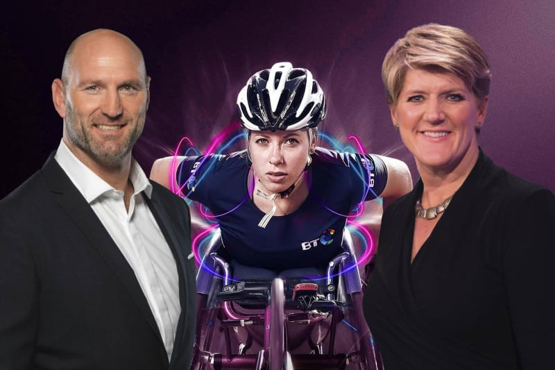 Lawrence Dallaglio, Hannah Cockroft and Clare Balding will discuss technology in sport at New Scientist Live